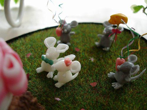 ネズミの結婚式